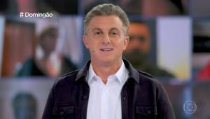 Luciano Huck estreou no Domingão neste domingo, 5 de setembro