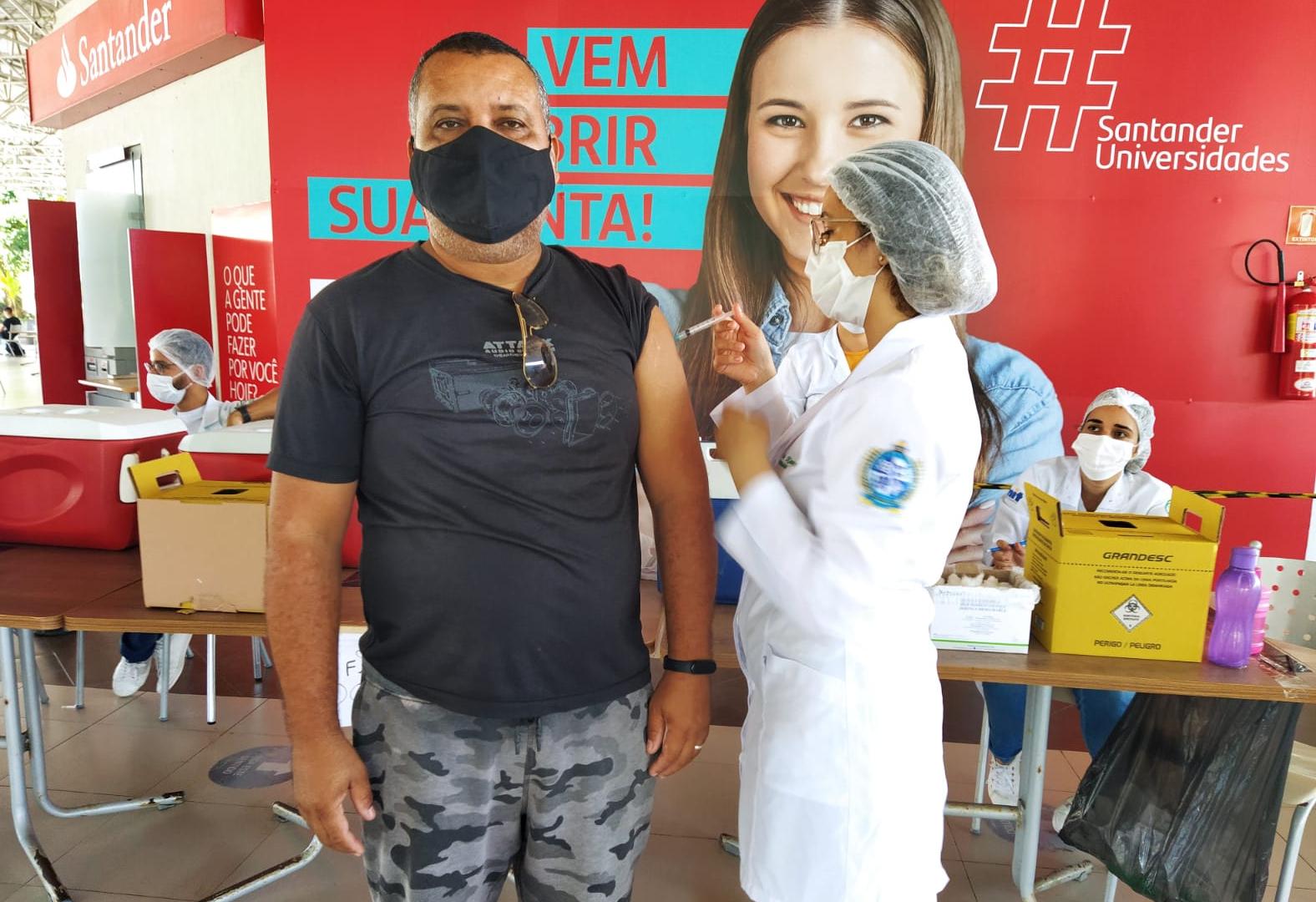 vacinação em aracaju, sergipe