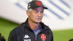 Lisca pediu demissão do Vasco