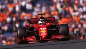 Charles Leclerc foi o mais rápido no 2º dia de treino da Fórmula 1