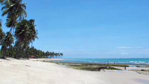 foto de praia no litoral sul de pernambuco
