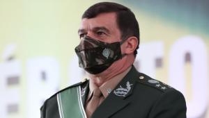 comandante do exército