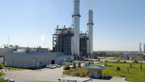 Usina Elétrica a Gás de Araucária no Paraná