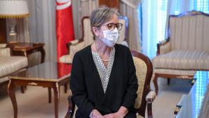 primeira-ministra da Tunisia, Najla Bouden Romdhane
