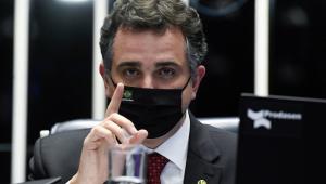 Presidente do Senado Federal, senador Rodrigo Pacheco