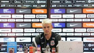 Roger Guedes deve estrear pelo Corinthians no próximo dia 7 de setembro, contra o Juventude