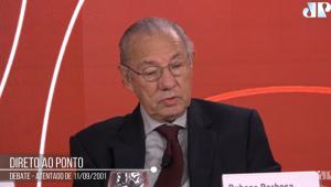 Rubens Barbosa; ex-embaixador do Brasil