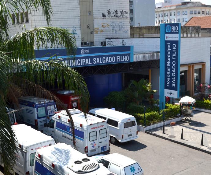 hospital Salgado Filho, no Méier