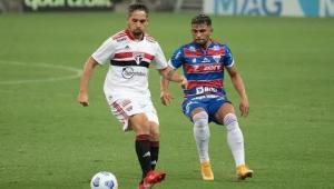 São Paulo é ELIMINADO pelo Fortaleza, e Flamengo PASSA pelo Grêmio na Copa do Brasil! | CANELADA