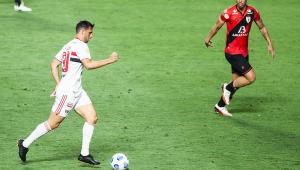 SPFC x Atlético GO