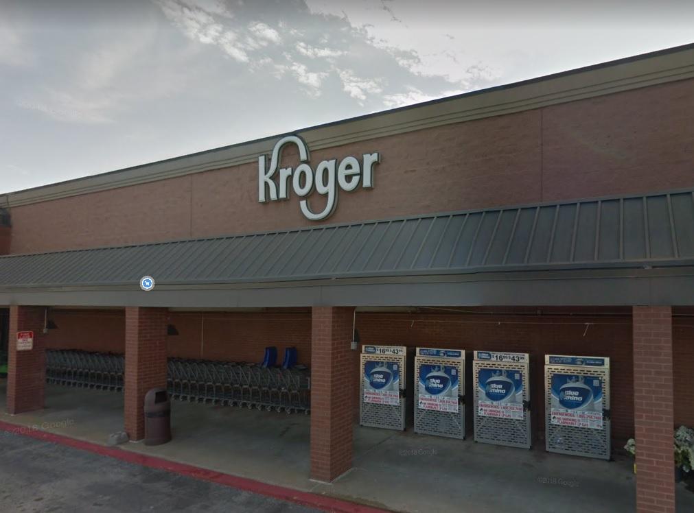 fachada de supermercado