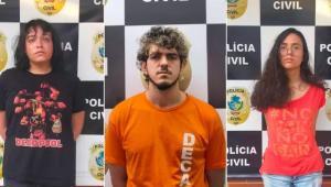 Suspeitos morte Goiás