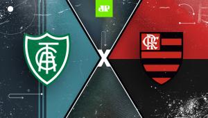 América-MG e Flamengo