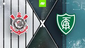 Confira como foi a transmissão da Jovem Pan do jogo entre Corinthians e América-MG