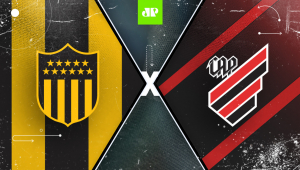 Peñarol x Athletico-PR: Assista à transmissão da Jovem Pan ao vivo