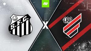 Santos x Athletico