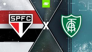 Confira como foi a transmissão da Jovem Pan do jogo entre São Paulo e América-MG