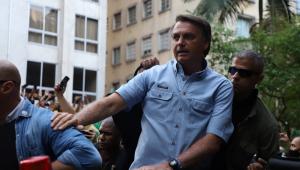 Sem usar máscara, Bolsonaro participou do ato deste 7 de setembro na Avenida Paulista, em São Paulo
