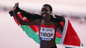 Agnes Tirop, estrela olímpica e recordista mundial pelo Quênia, foi assassinada a facadas