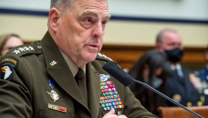 O general do Pentágono, Mark A. Milley