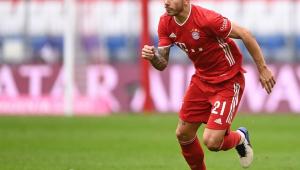 Lucas Hernández é lateral do Bayern de Munique e da seleção francesa