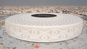 Al Thumama é o sexto estádio do Catar a ficar pronto para a Copa do Mundo de 2022