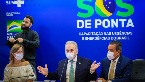SOS de Ponta