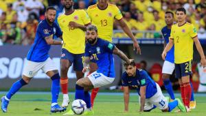 Brasil e Colômbia empatam sem gols
