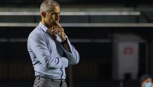 Sylvinho analisa a partida entre São Paulo e Corinthians, no Morumbi, pelo Campeonato Brasileiro