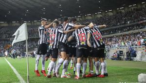 Atlético-MG é o líder do Campeonato Brasileiro