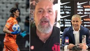 Nilson Cesar revelou que grupo de jogadores do Corinthians pediu ao presidente para não demitir Sylvinho