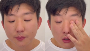 Pyong desabafa e pede desculpas a Sammy e Jake Lee: 'Levantarei todos os dias para ser melhor'