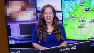Vídeo pornô é exibido em telejornal americano sem que jornalista perceba