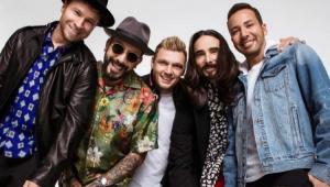 Backstreet Boys anuncia retorno ao Brasil para fazer show cancelado na pandemia