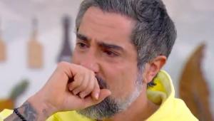 Marcos Mion chora ao falar do filho autista: 'Tem ministros que falam que atrapalha a convivência'
