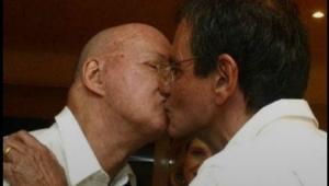 Marido de Gilberto Braga recebe apoio de famosos após morte do autor: 'Casal referência'