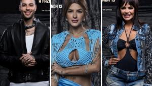ENQUETE – Quem deve ficar em 'A Fazenda 13': Gui Araújo, Lary Bottino ou Valentina Francavilla?