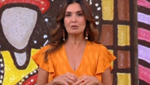 Fátima Bernardes no Encontro