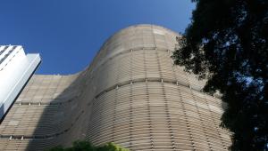 Fachada do edifício Copan