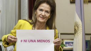 elena nolasco, juiza da suprema corte da argentina