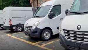 Mais de 40 vans são roubadas de estacionamento na Zona Sul de SP