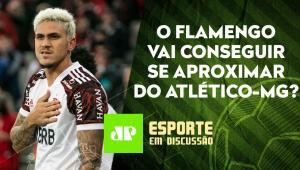 Flamengo FAZ CLÁSSICO amanhã; Atlético-MG ENFRENTA time que PAROU o Mengão! | ESPORTE EM DISCUSSÃO