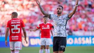 Corinthians levou o empate do Internacional no fim do jogo