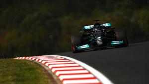 Hamilton foi o mais rápido do dia no treino de sexta-feira no GP da Turquia