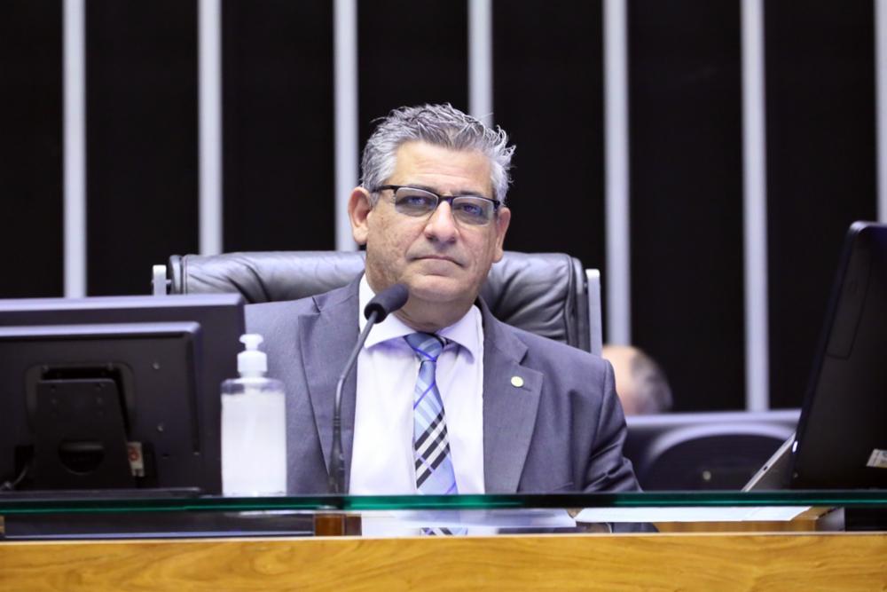 Deputado federal Nereu Crispim (PSL-RS)