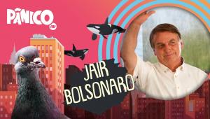 JAIR BOLSONARO - PÂNICO - 27/10/21