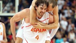 O espanhol Pau Gasol, astro da NBA e da seleção, anunciou aposentadoria aos 41 anos