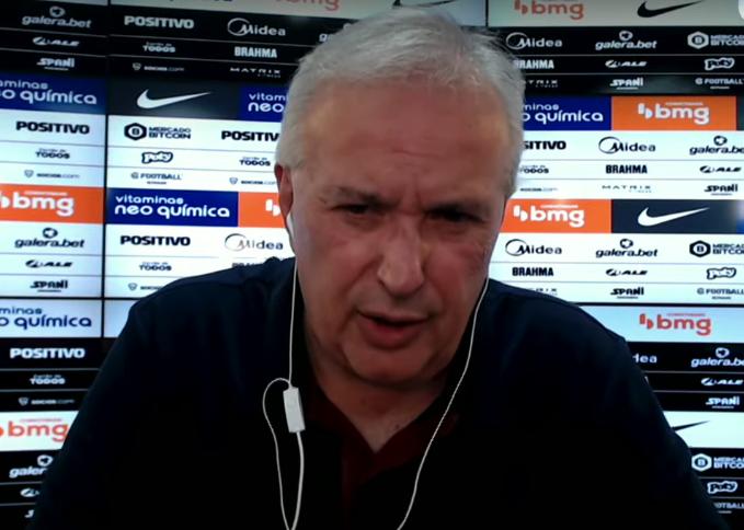 Roberto de Andrade abre o jogo sobre suposto interesse em Soteldo e possível volta de Danilo Avelar