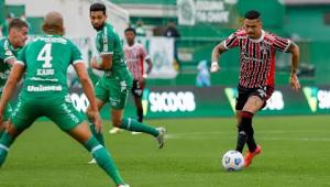 Chapecoense e São Paulo empatam