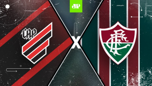 Athletico-PR x Fluminense